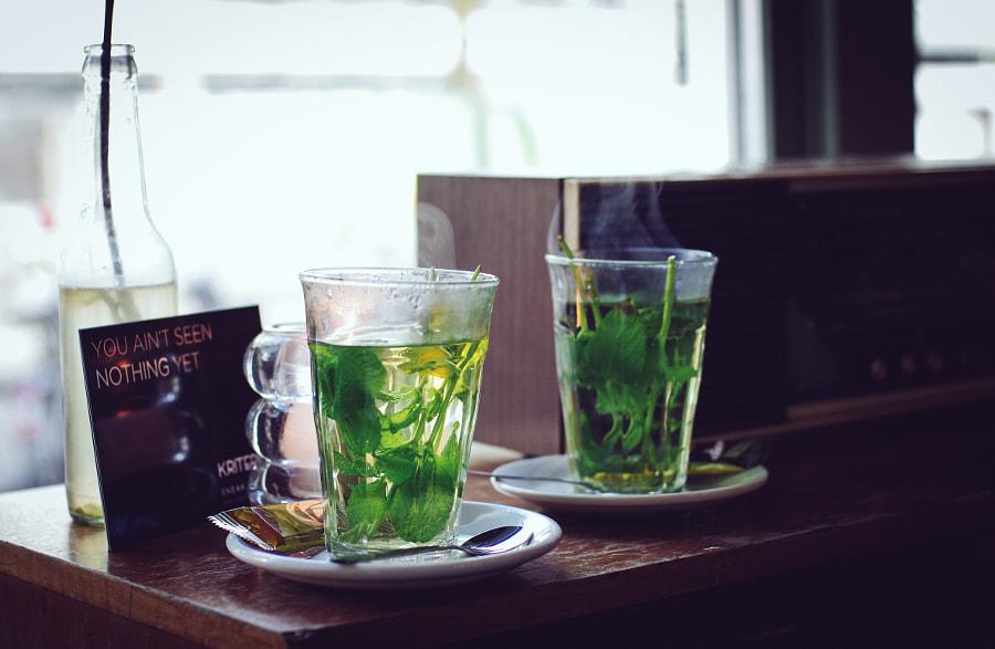 Amsterdam Fresh Mint Tea