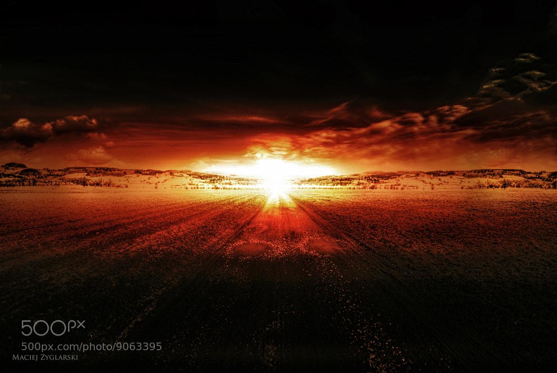 Photograph ARMAGEDON by Maciej Zyglarski (B.D.D) on 500px