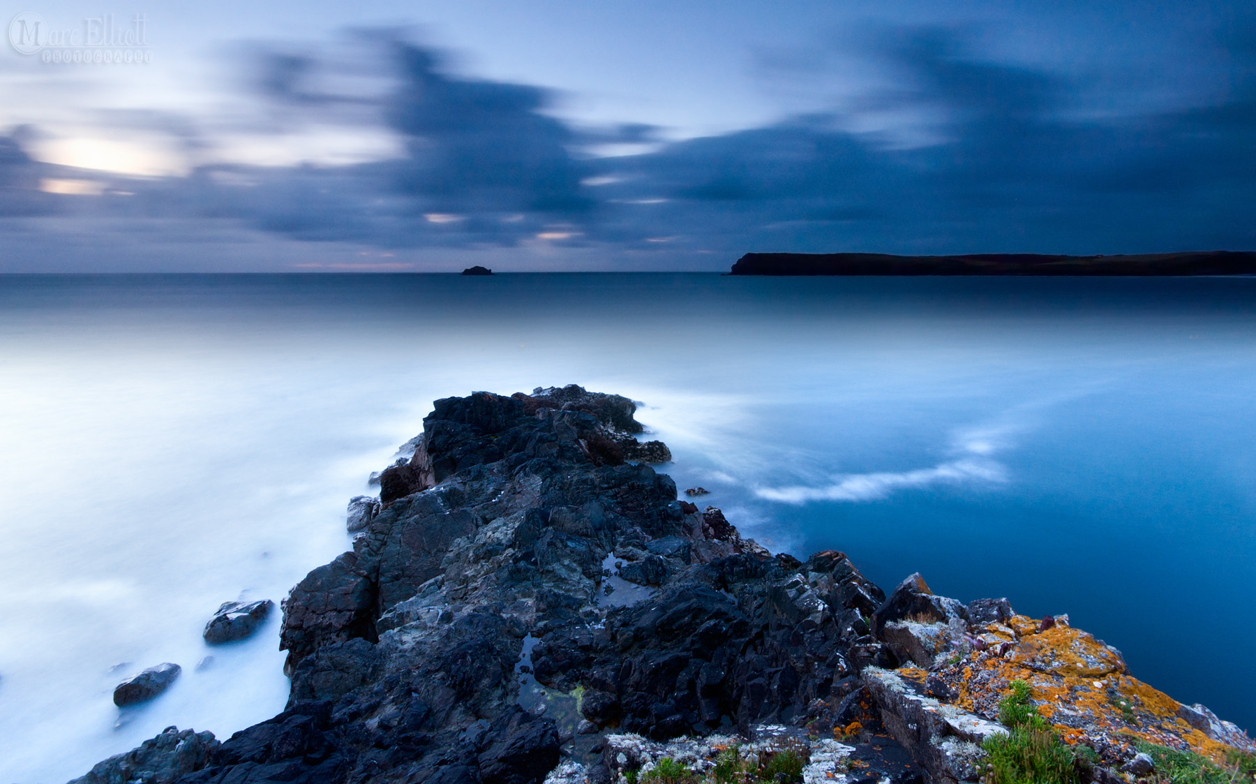 Photograph Stepper Point by Marc Elliott on 500px