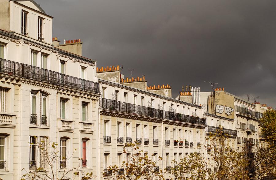 Paris-Facade