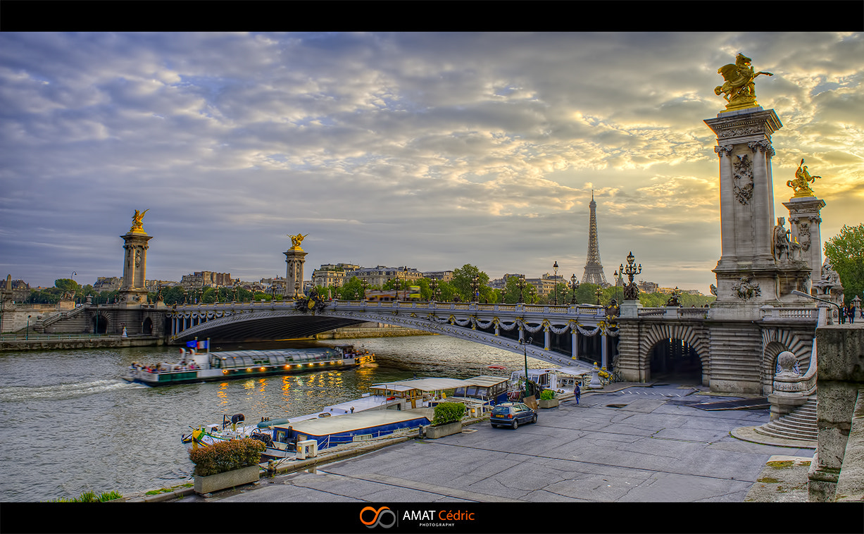 Photograph Paris HDR by cedric amat on 500px