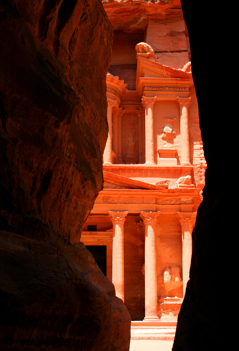 Photograph Petra. Jordan. by The Krentecy Project  on 500px