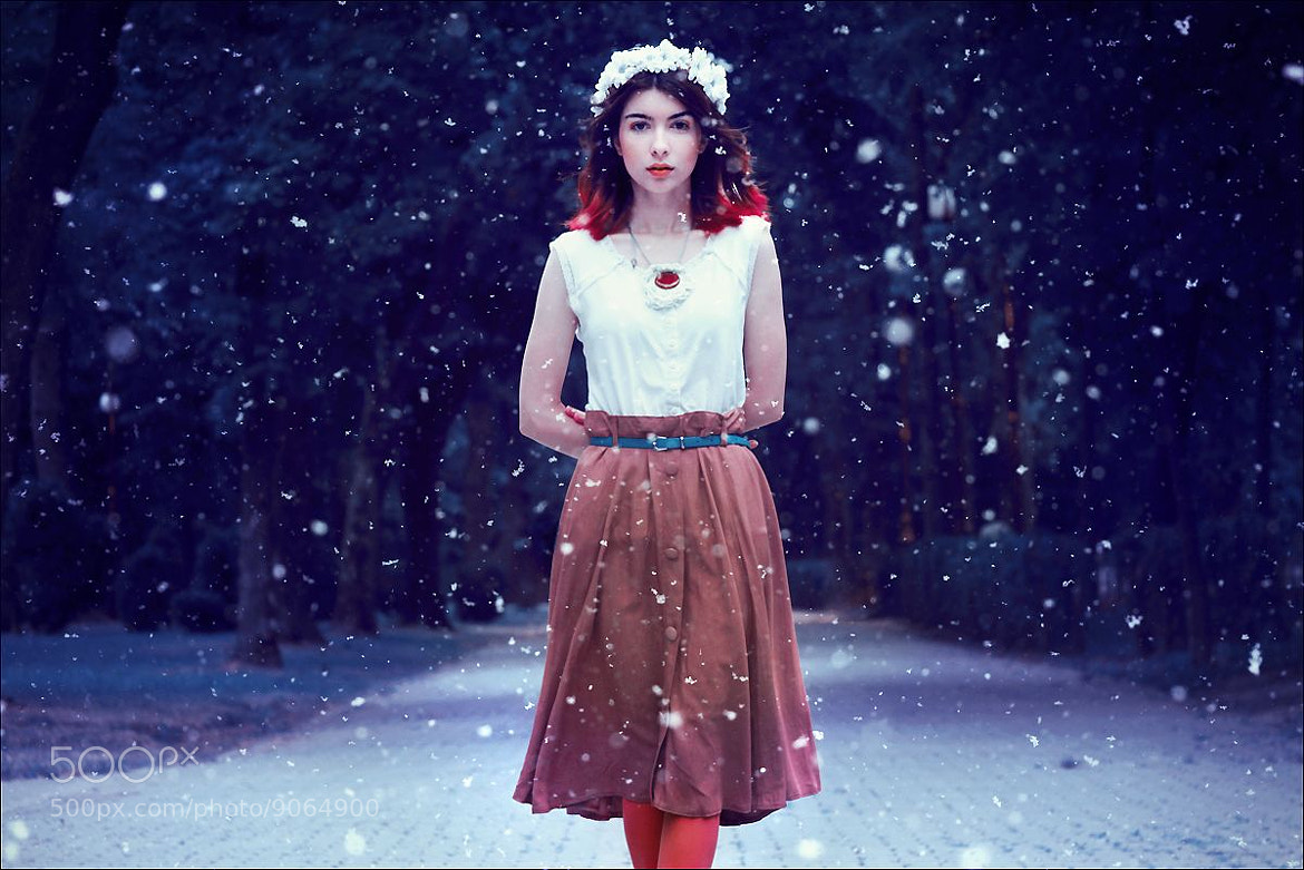 Photograph Snow Queen's Daughter by Felicia Simion on 500px