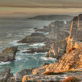 Mizen Head Sideways by Niall Murphy (niallm)) on 500px.com
