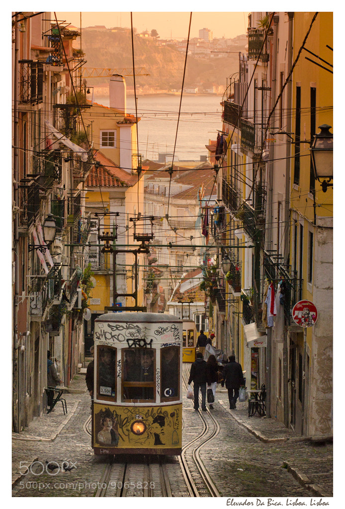 Photograph Elevador Da Vica by Raúl Cid Del Alamo on 500px