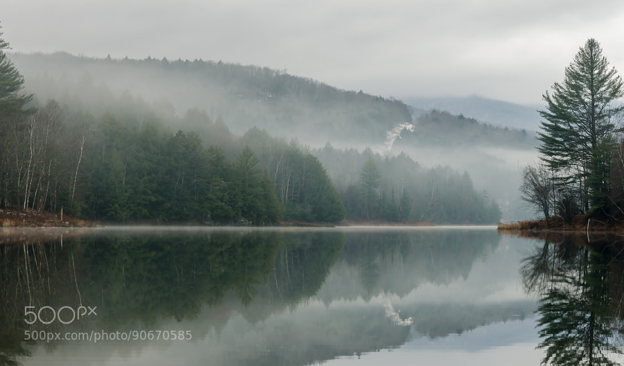 Photograph Reservoir by Paul Richardson on 500px