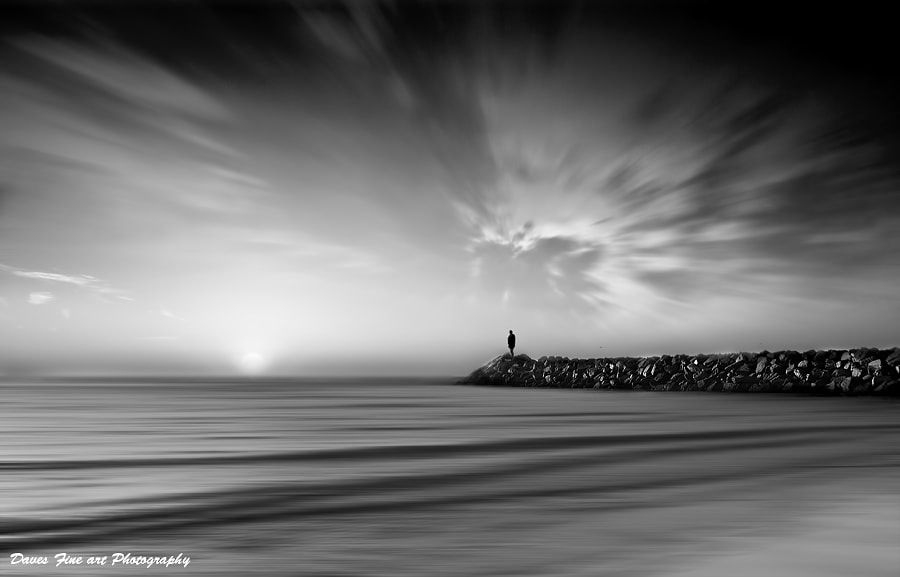 Photograph Fine art Oostende by David Cornelis on 500px