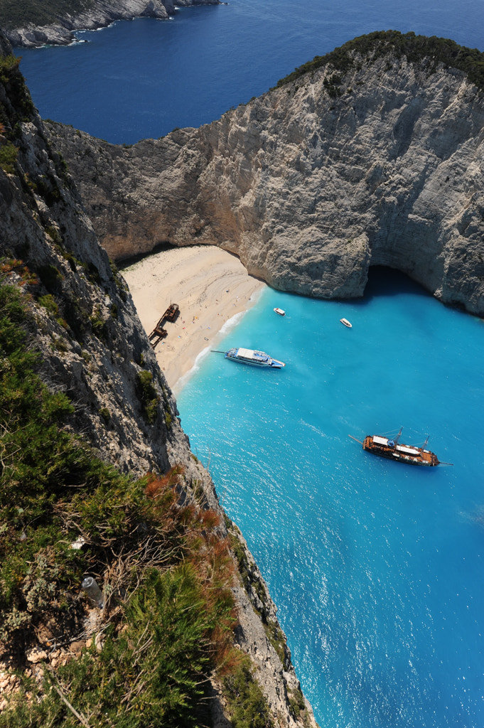 Photograph Navagio by Stian Rekdal on 500px