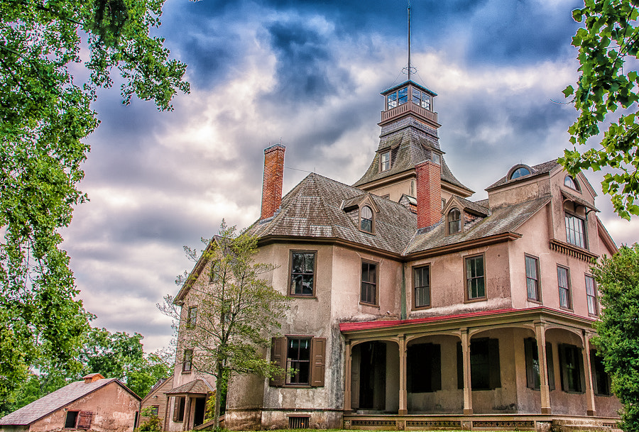 Photograph The Old Mansion ! by Mitch Stein on 500px