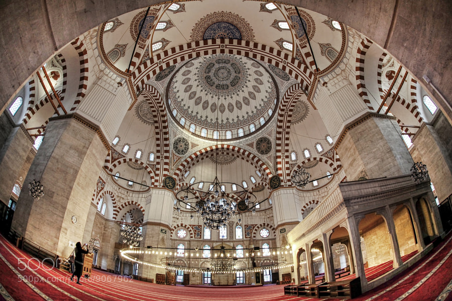 Photograph *Sehzadebası Mosque 2* by erhan sasmaz on 500px