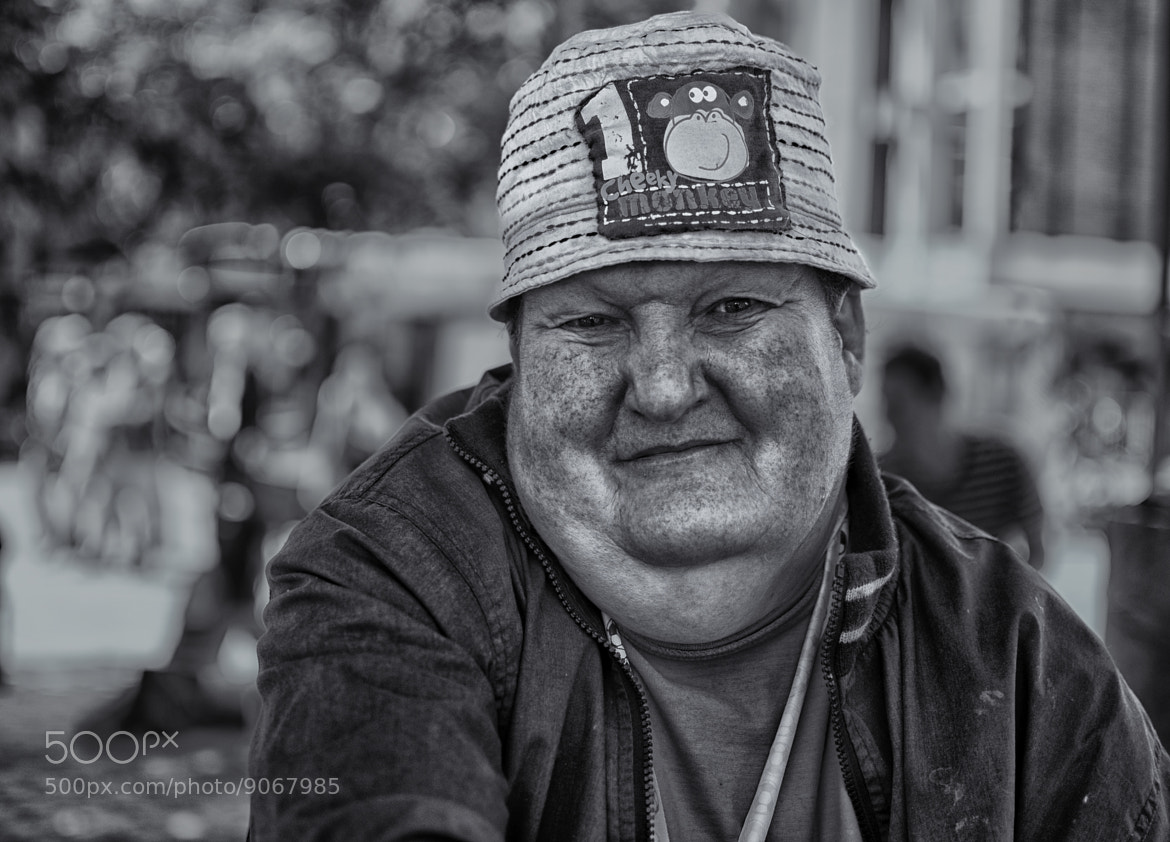 Photograph Street Portrait. ... by Maciej Kondratiuk on 500px