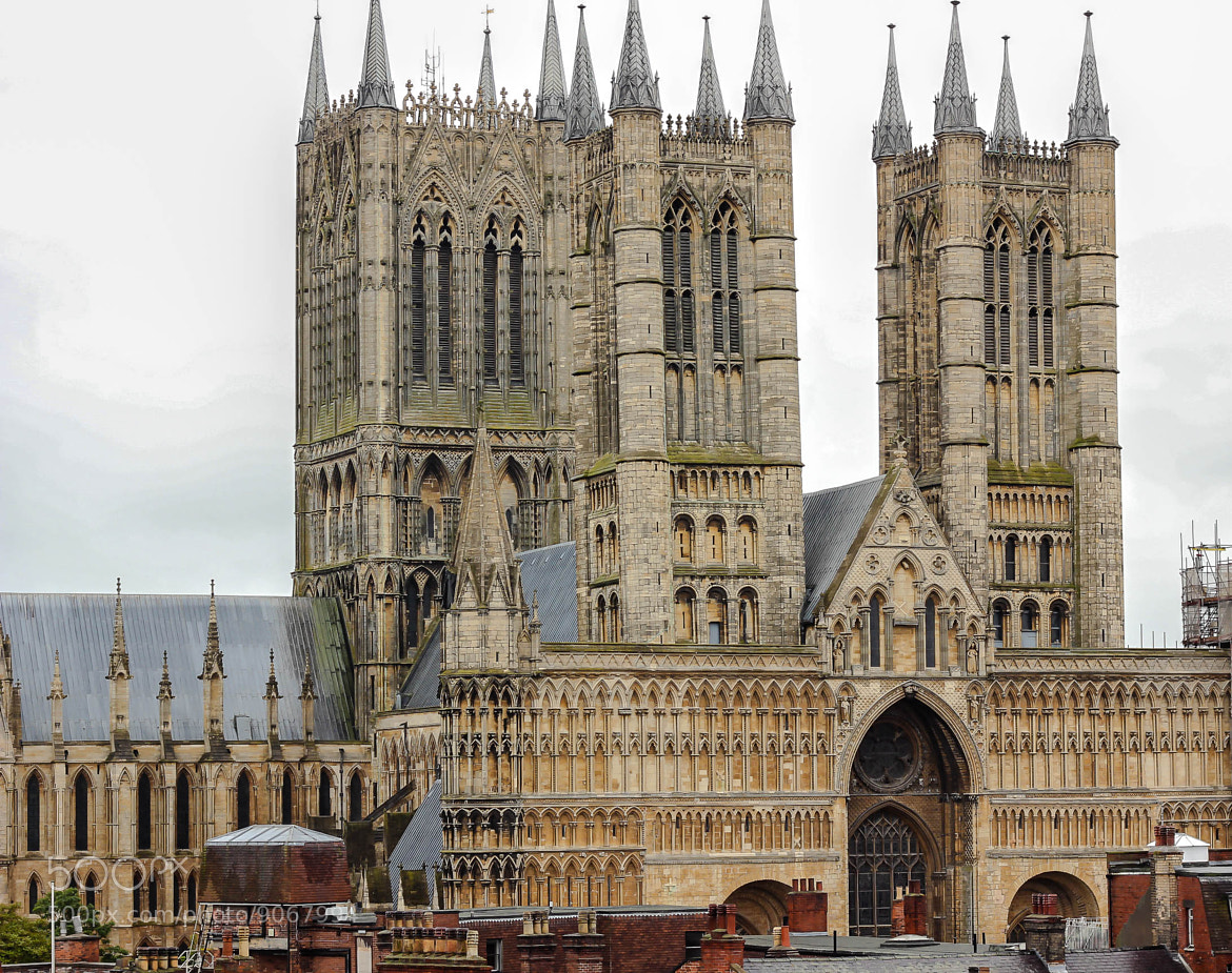 Photograph Lincoln Cathedral by Gary Skeels on 500px