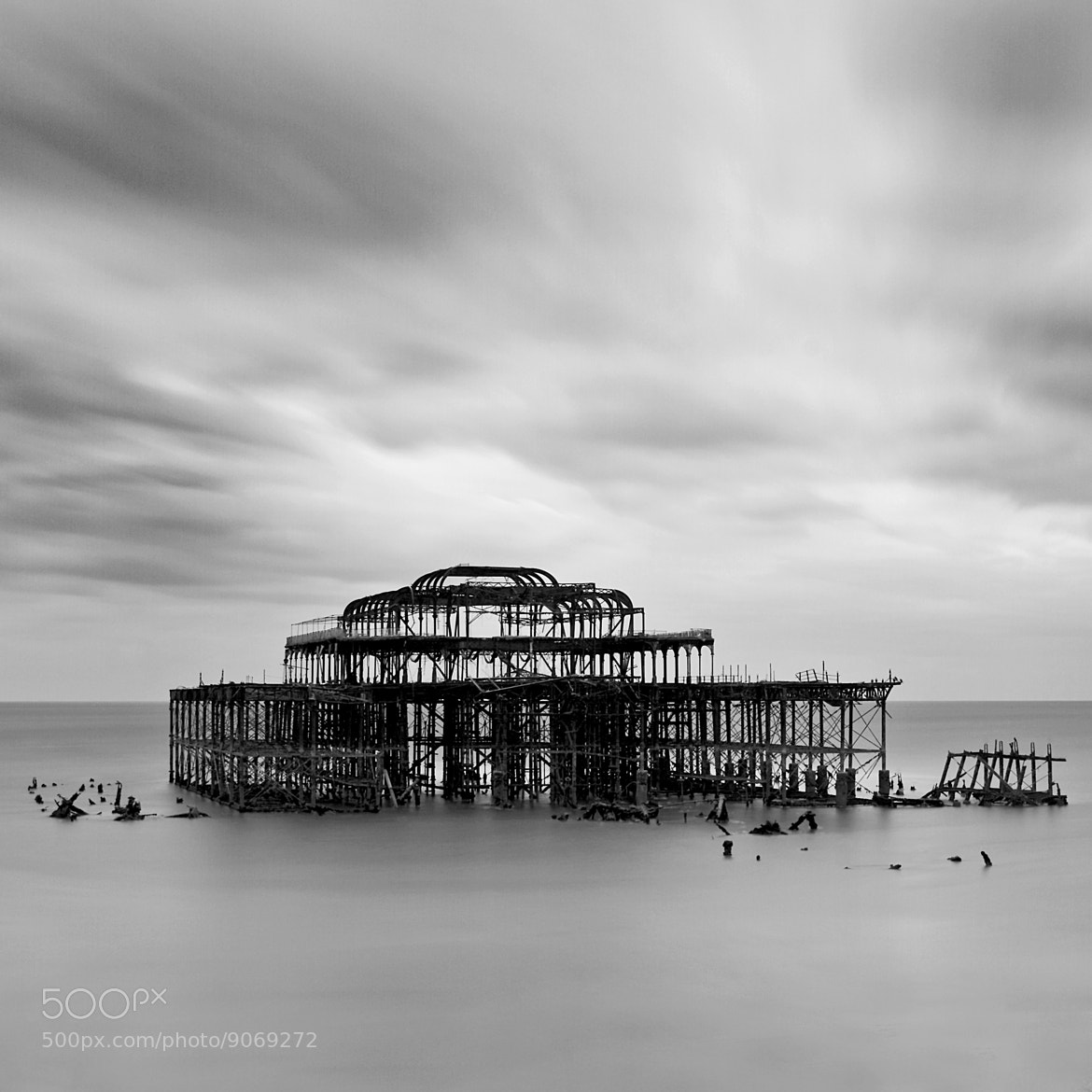 Photograph Brighton Pier by Sharon Harmeston on 500px