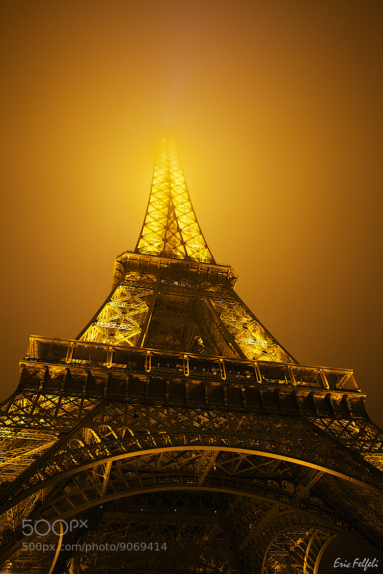 Photograph Eiffel effect by Eric Felfeli on 500px