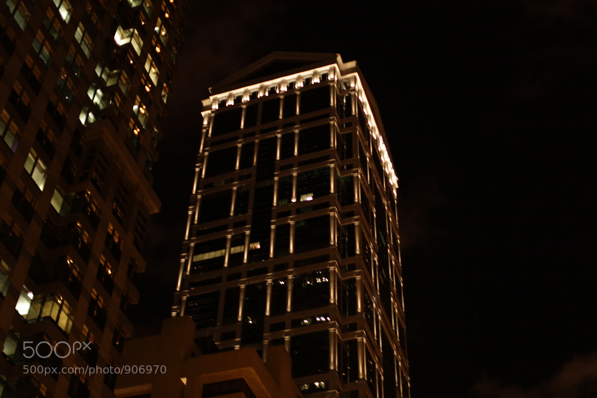 Photograph Tron Building 2 by Mike Collins on 500px