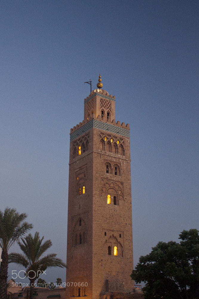Photograph Koutoubia Mosque by Craig Desjardins on 500px