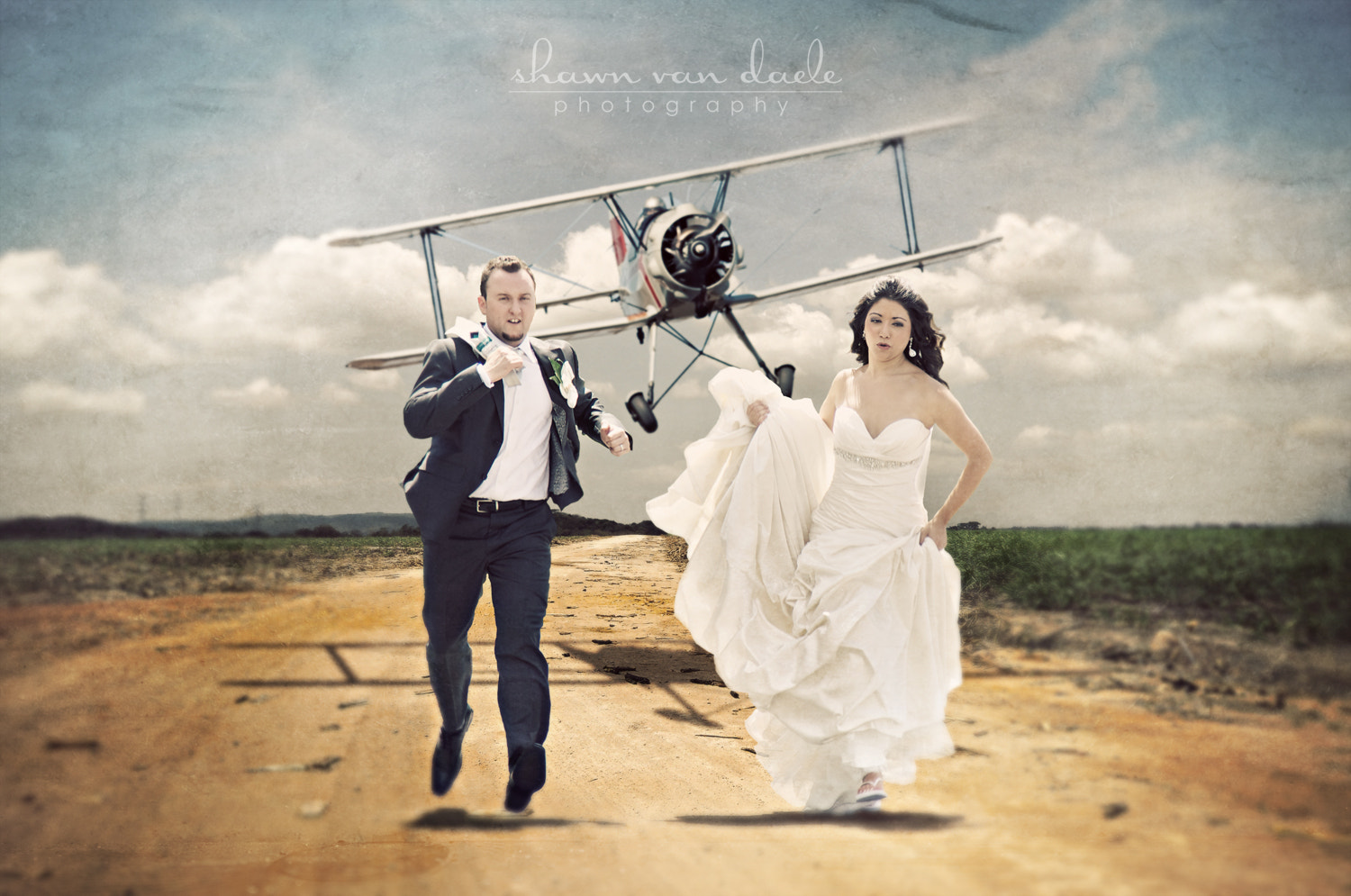 Photograph Not Another Plain Wedding Photo by Shawn Van Daele on 500px