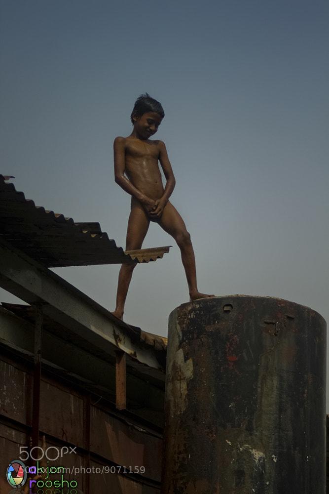 Photograph Super Man by Akjon RooSho on 500px