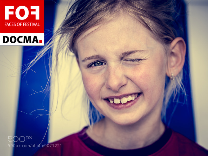 Photograph Faces of Festival - 15 by DOCMA Magazin on 500px