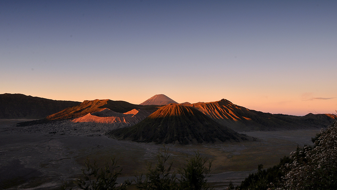 Photograph View of Bromo by eko hendrawan on 500px
