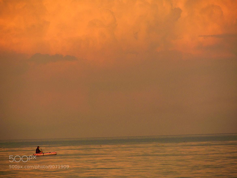 Photograph alone by Sergey  Zhigalko on 500px