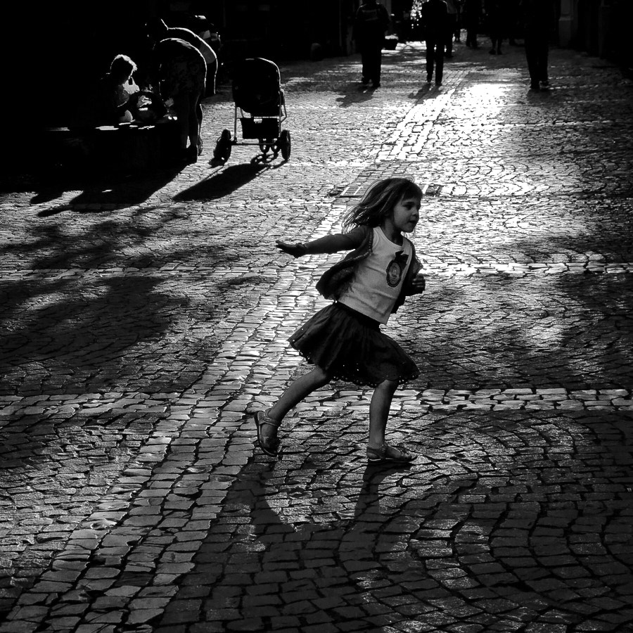 Photograph Shadow dancer by Talitha Hoppe on 500px