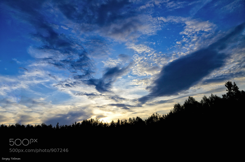 Photograph Sky by Sergey  Kuraev on 500px