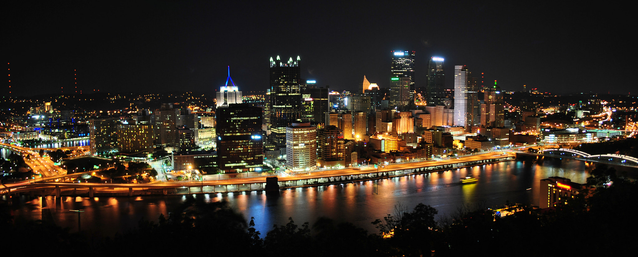 Photograph Pittsburgh Skyline by Haridas Attur on 500px