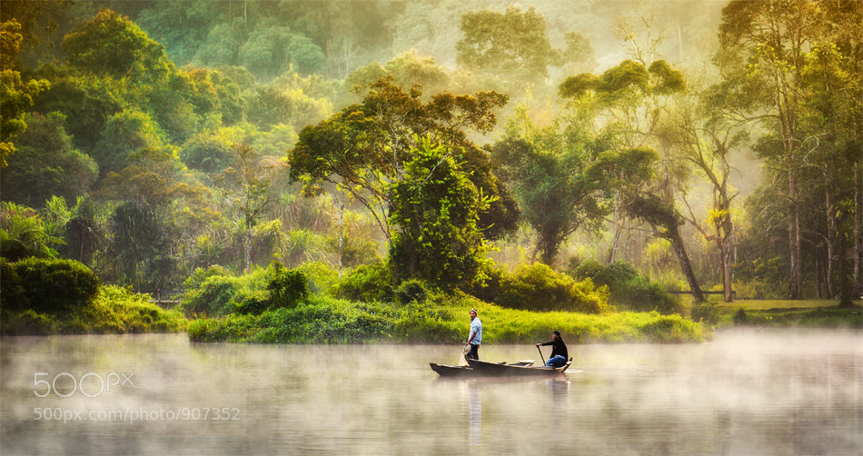 Photograph Nature Painting by Gregorius Suhartoyo on 500px