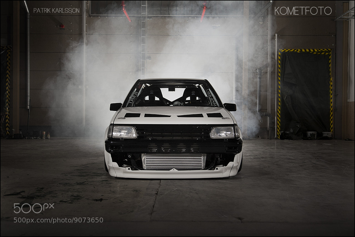 Photograph Starlet 2.3 Turbo RWD by Patrik  Karlsson on 500px