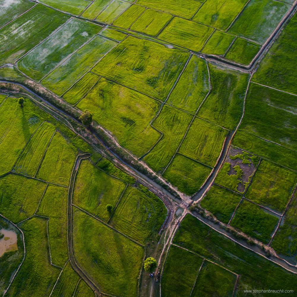 Photograph Cambodian Cross Roads by Stephan Brauchli on 500px