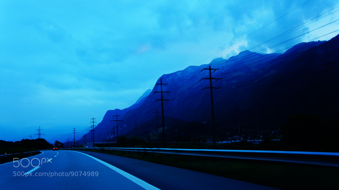 Photograph mountains by Hiwa  on 500px