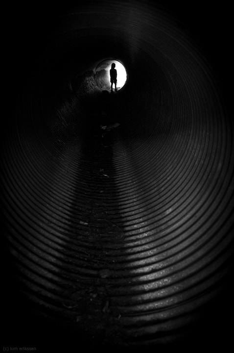 Photograph The Tunnel by Kim Erikssen on 500px