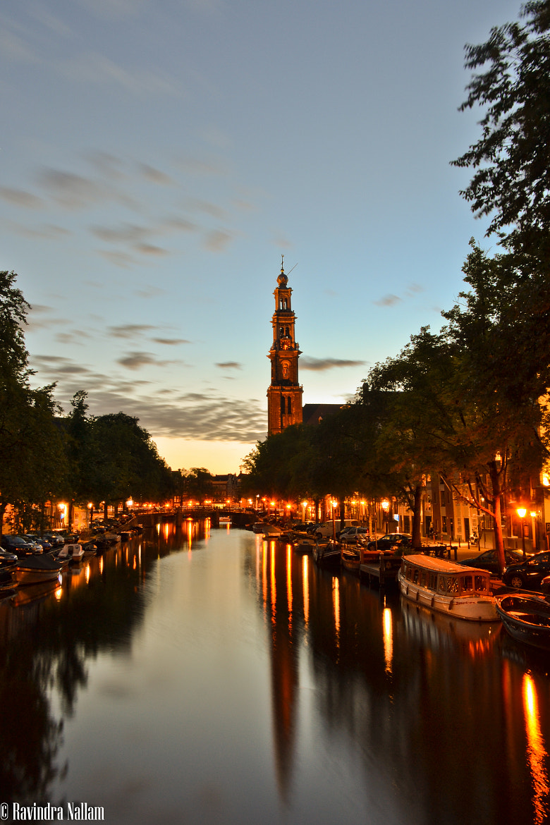 Photograph Amsterdam Canals  by Ravindra Babu on 500px