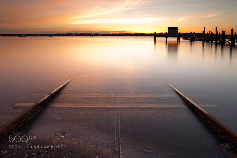 Photograph Dutch Harbor Sundown by Philip Eaglesfield on 500px