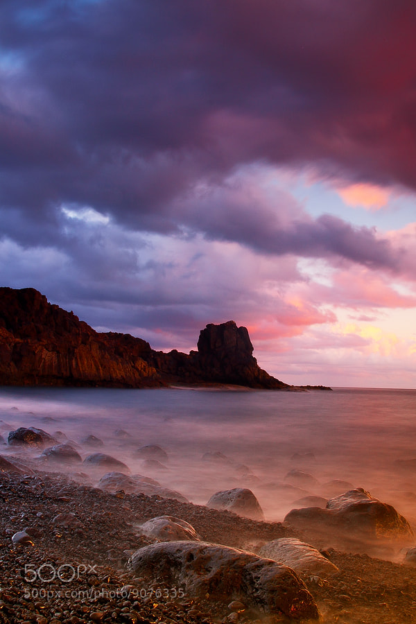 Photograph Sunset in Fuencaliente by Paola Tarozzi on 500px