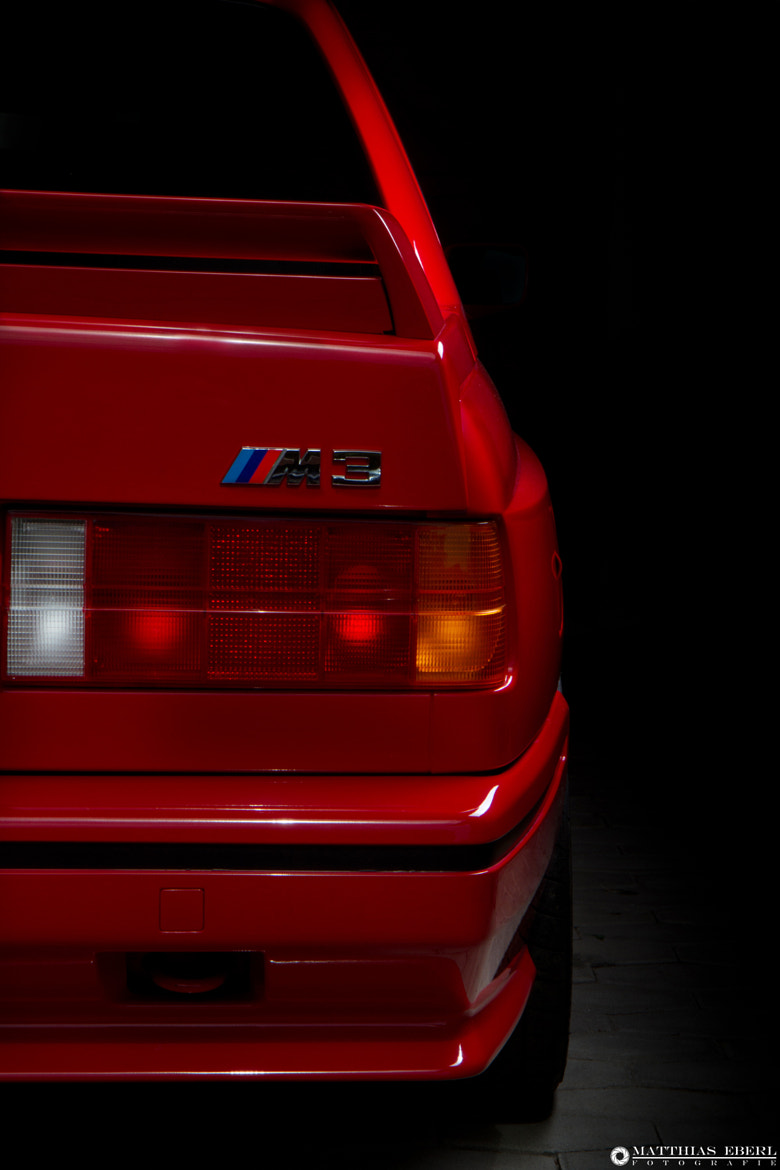 Photograph E30 M3 Cecotto by Matthias Eberl on 500px