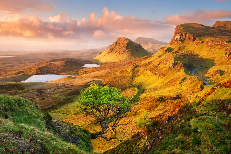 Photograph Trotternish by Michael  Breitung on 500px