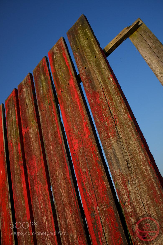 Photograph Fence by Jamie Waddington on 500px