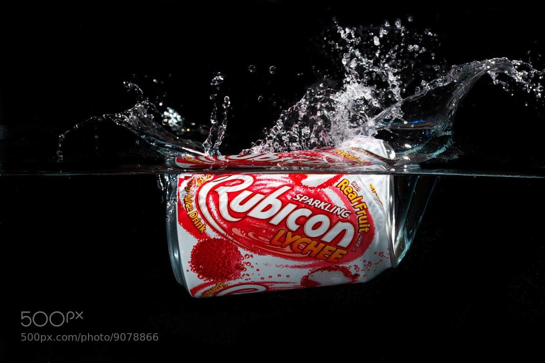 Photograph Splashing Can by Tony Antoniou on 500px
