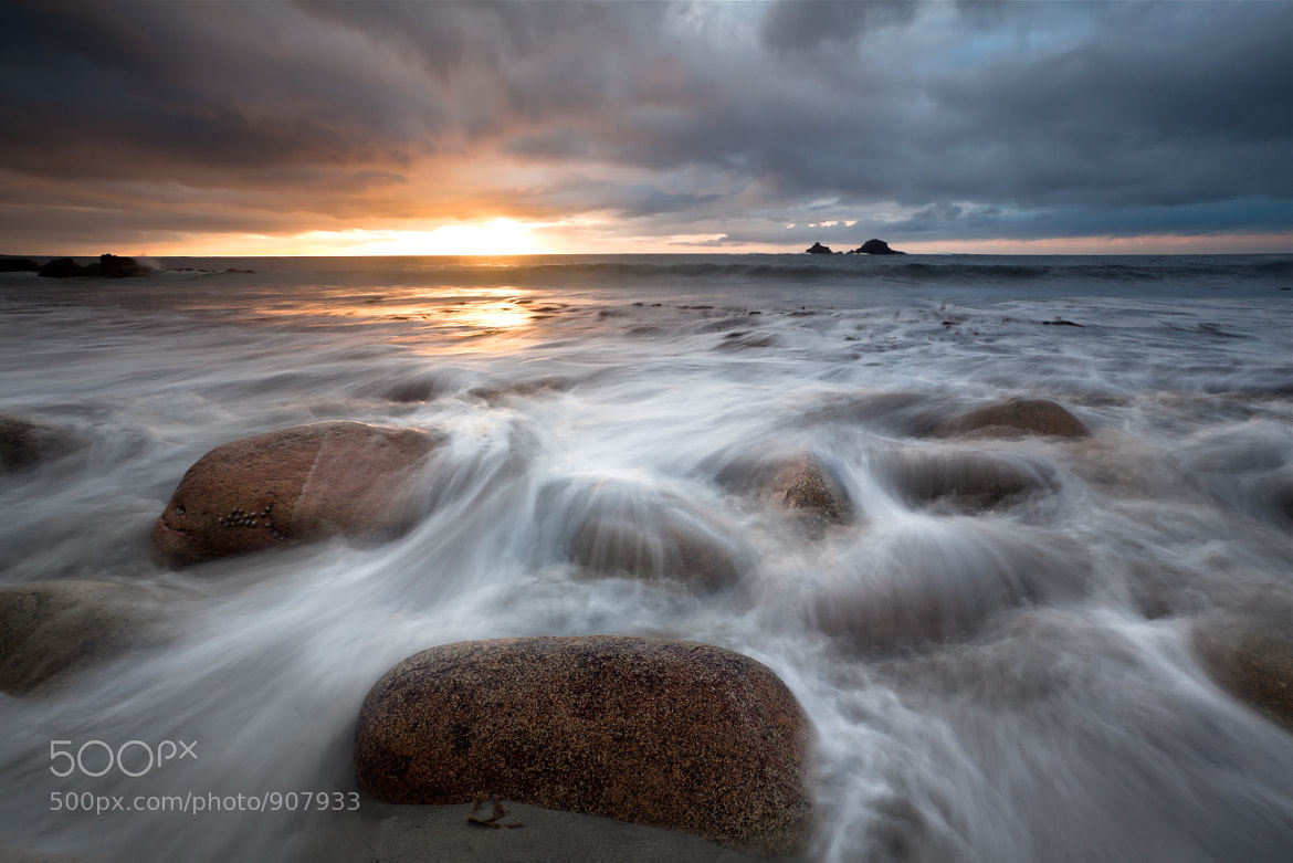Photograph Nanven Rush by Philip Eaglesfield on 500px