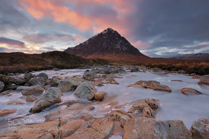 Photograph The Great Herdsman of Etive by Nuno Dias on 500px