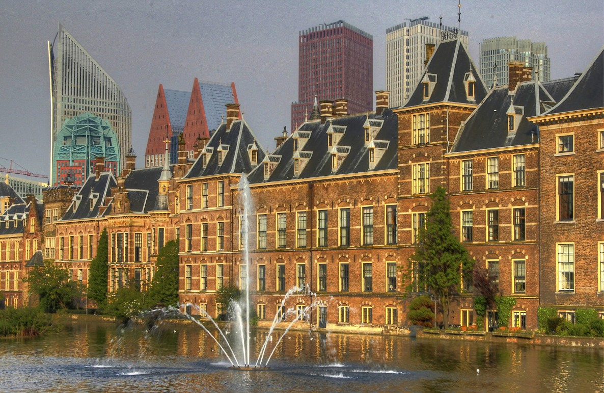 Photograph The Hague by Astrid Baars on 500px