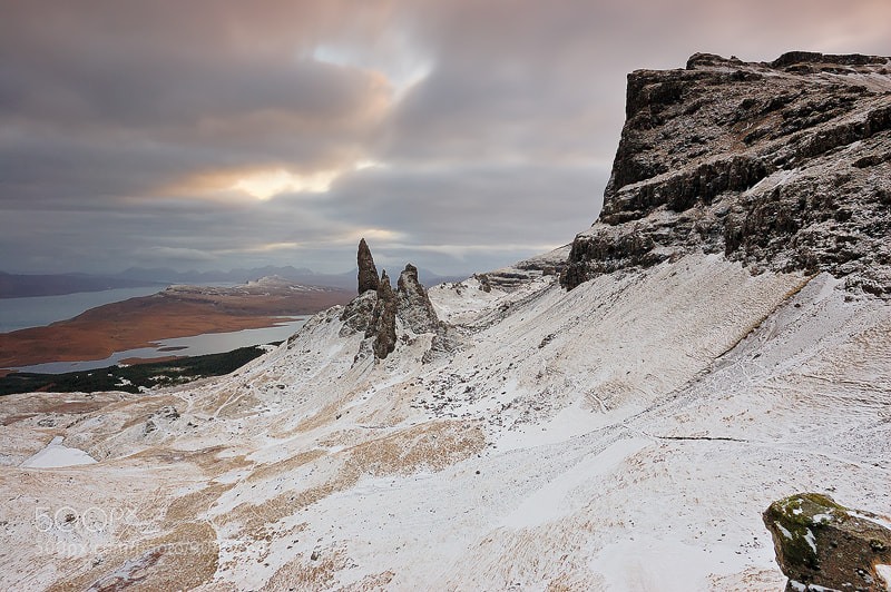 Photograph Old Man of Storr by Nuno Dias on 500px