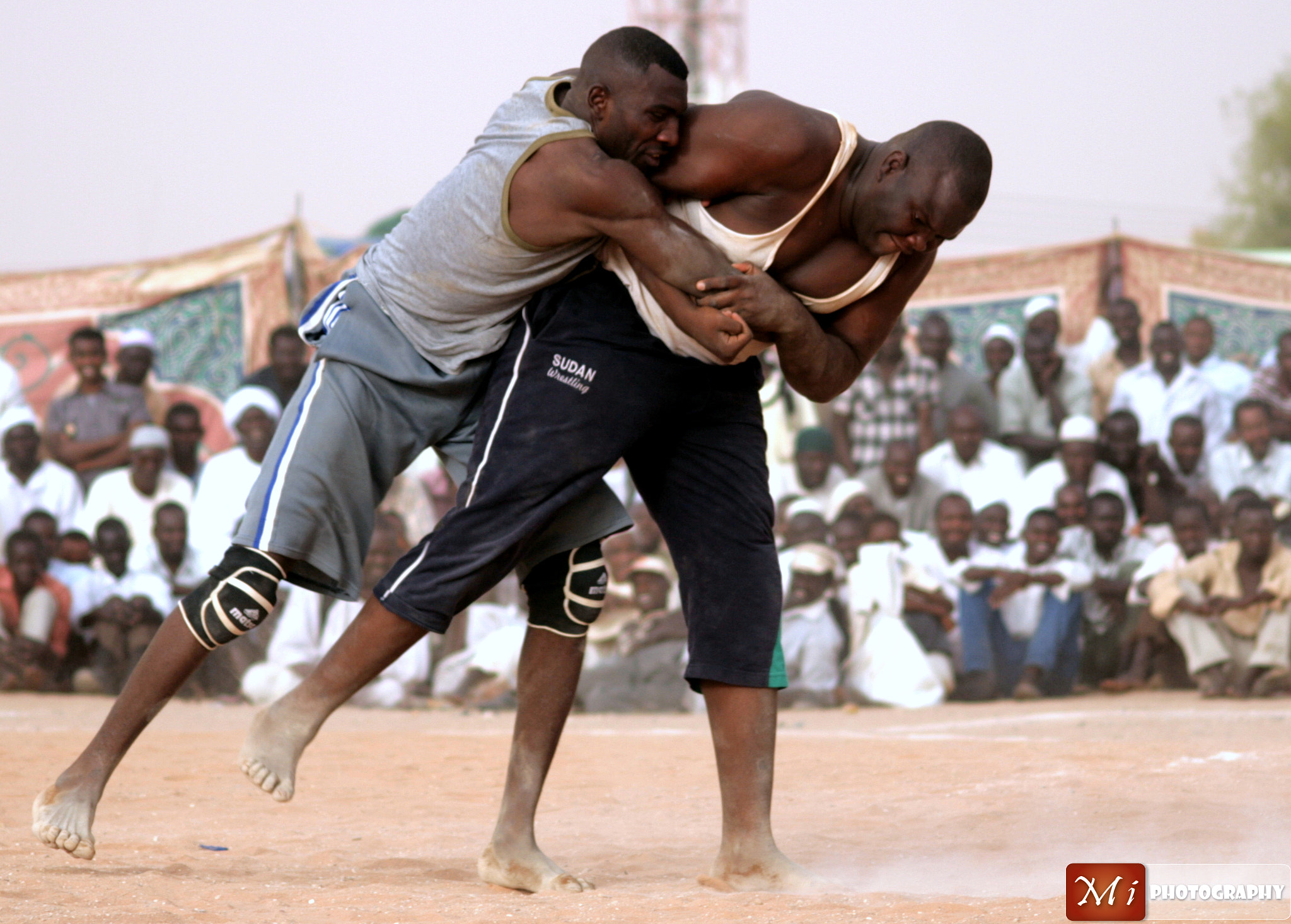 Photograph Nuba Wrestling 3  by Mohamed Ismael on 500px