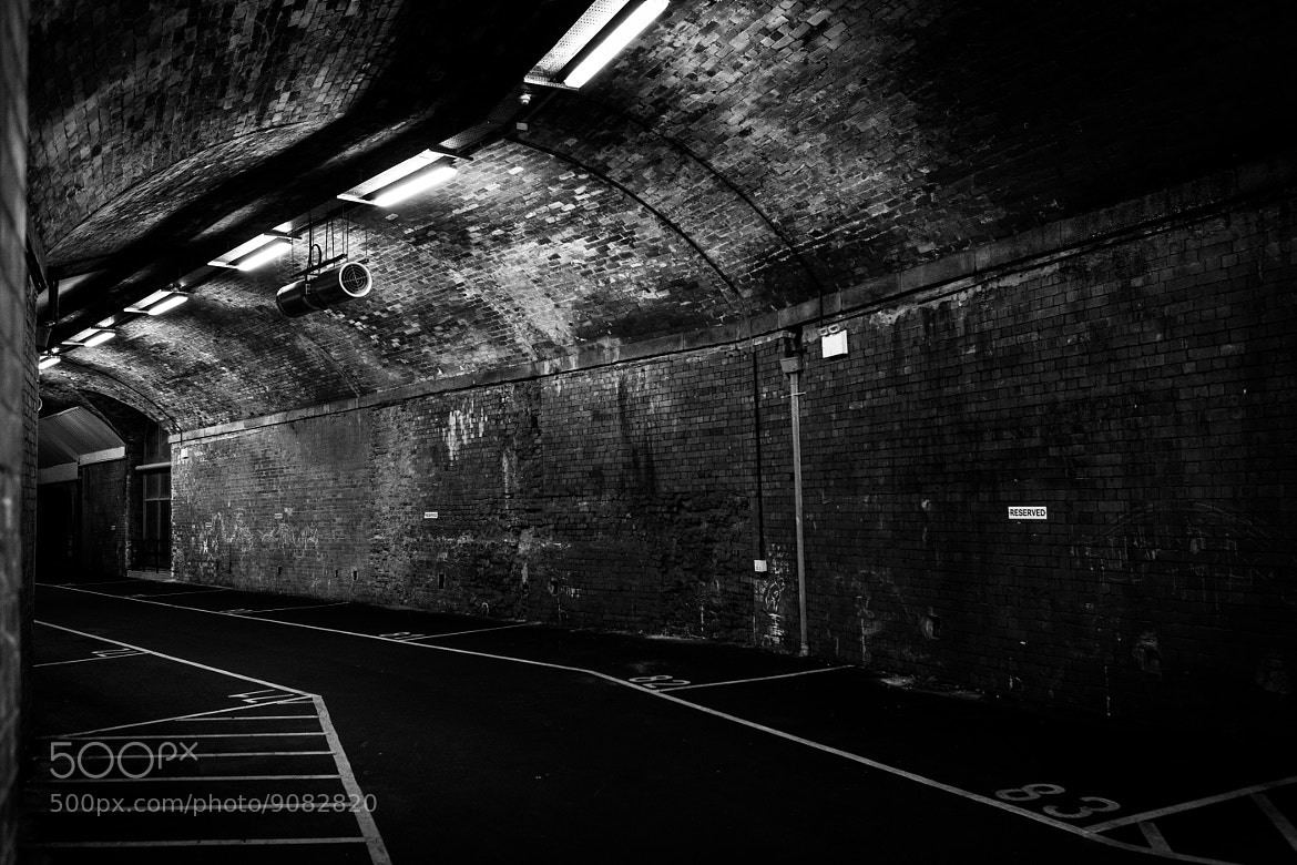 Photograph Dark Arches by Detlev C M on 500px