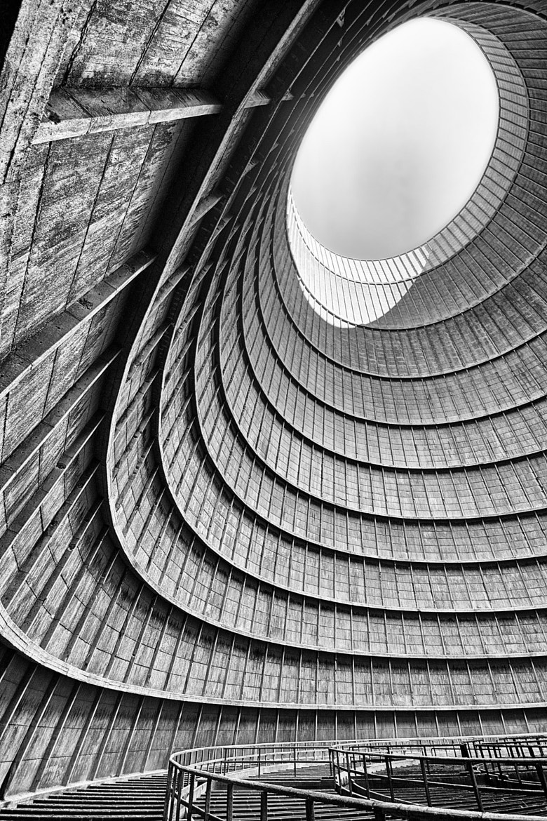 Photograph Cooling Tower by Licht Bringer on 500px