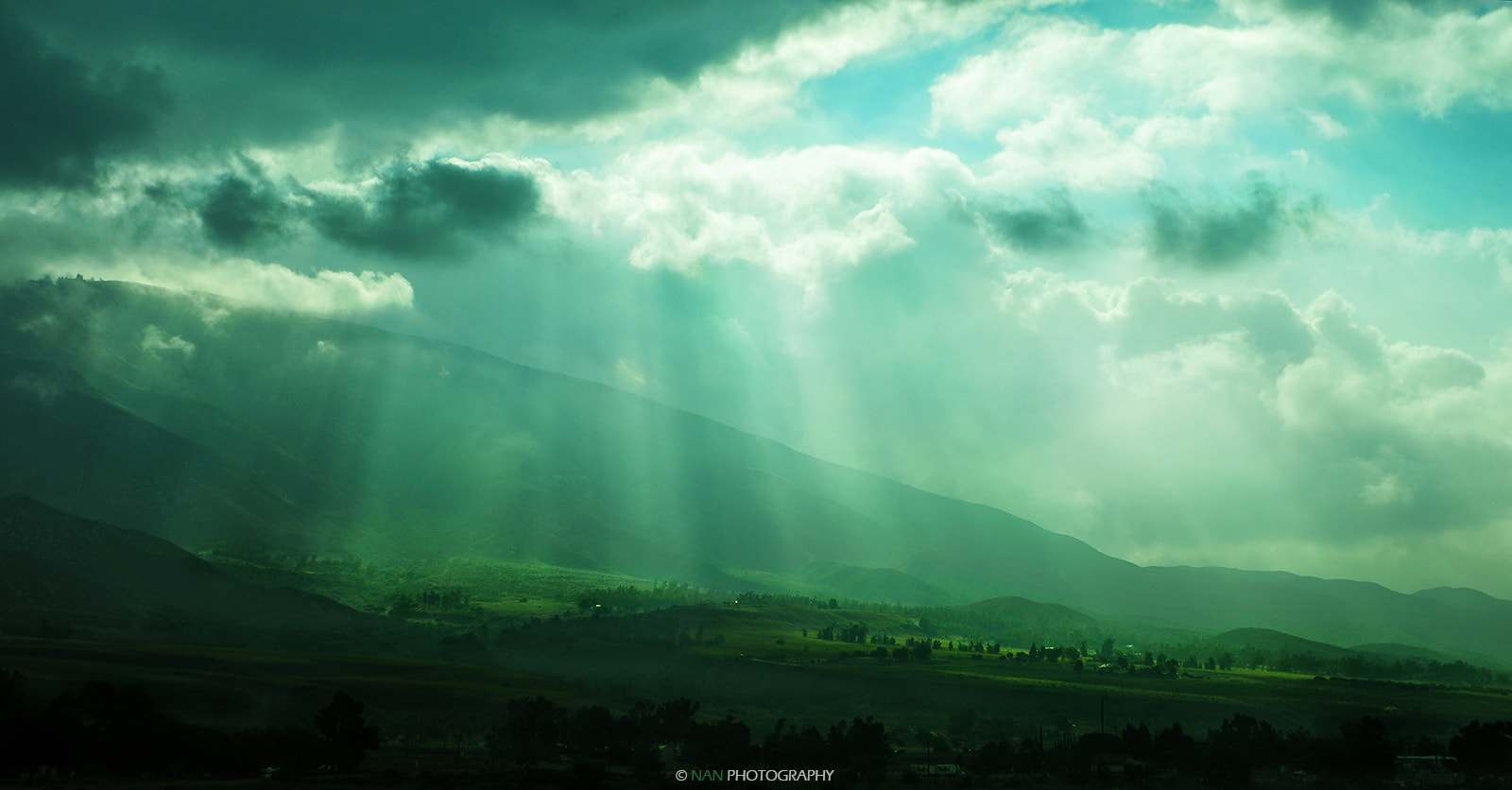 Photograph morning, countryside! by Nan Zhong on 500px