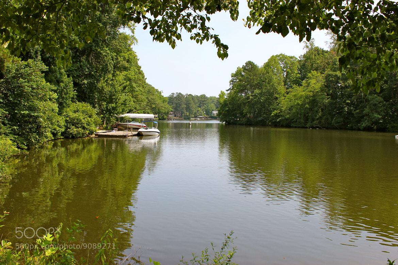 Photograph Lake by Zayda Salazar on 500px