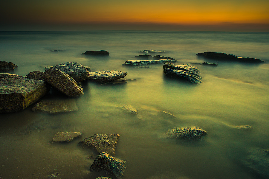 Photograph Mediterranean Sea by Andre Zelmanovich on 500px